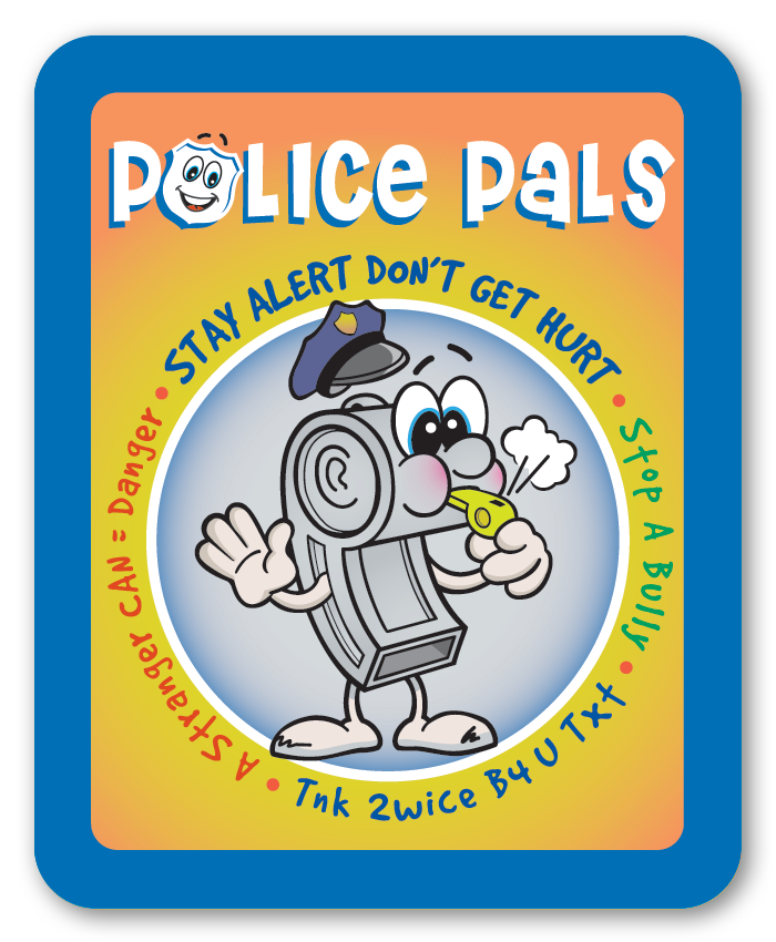 Police Pal Whistle