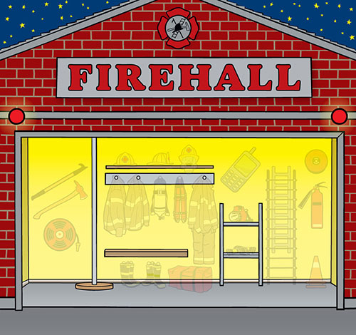 Home Safe Firehall